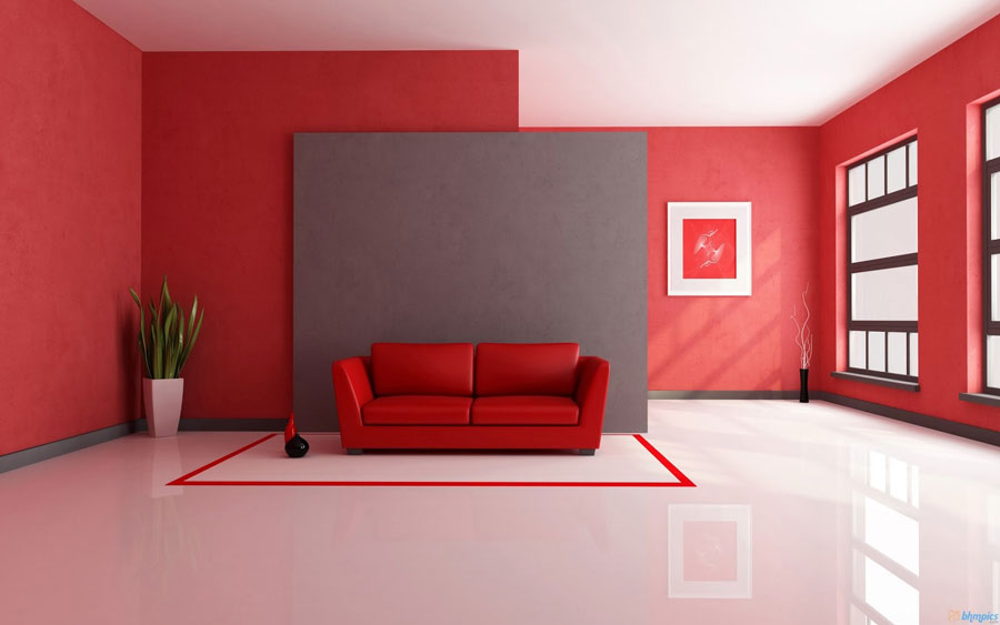 colour rays exterior painting interior painting wall decoration
